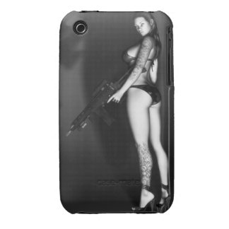 Hell on Heels 2 3G/3GS Case-Mate Barely There iPhone 3 Case-Mate Cases