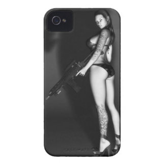 Hell on Heels 2 iPhone 4/4S Case-Mate Barely There iPhone 4 Case-Mate Case