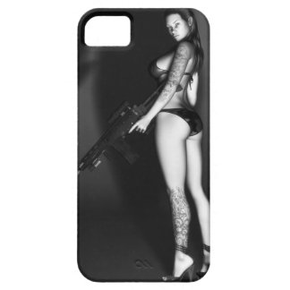 Hell on Heels 2 iPhone 5 Case-Mate Barely There
