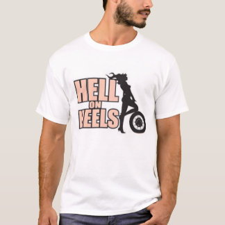 Hell on Heels Tee