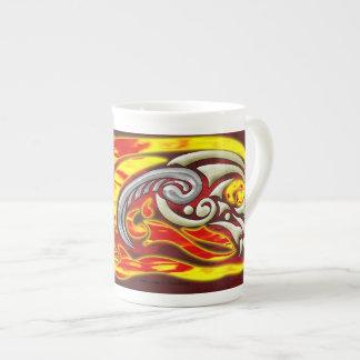 Hell On Wheels Bone China Mug Tea Cup