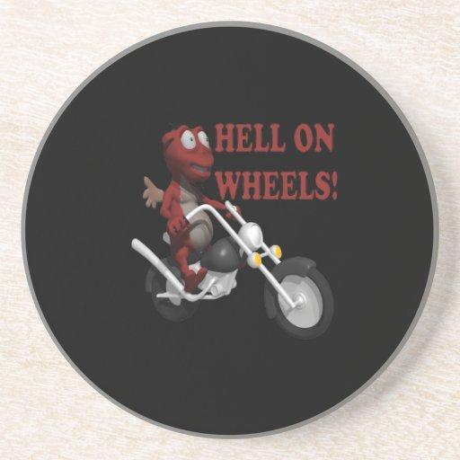 Hell On Wheels Coaster