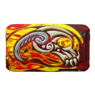 Hell On Wheels iPhone 3 Casemate Case