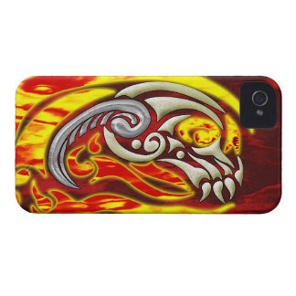Hell On Wheels iPhone 4 Barely There Case
