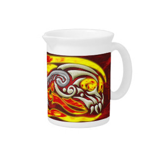 Hell On Wheels Pitcher