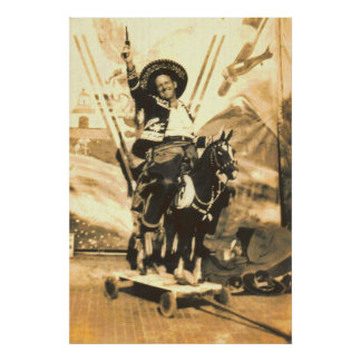 HELL ON WHEELS POSTER PRINT