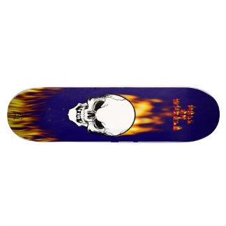 Hell on Wheels Skateboard