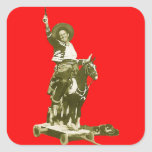 HELL ON WHEELS STICKERS