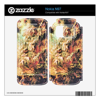 Hell overthrow of the Damned by Paul Rubens Decals For Nokia N97