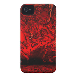 Hell planet iPhone 4 case