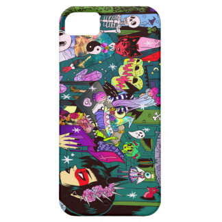 Hell Rave iPhone SE/5/5s Case