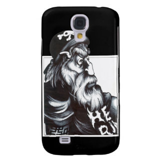 Hell Rider Galaxy S4 Cover