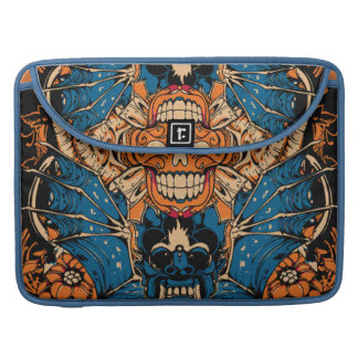 Hell riders sleeve for MacBook pro