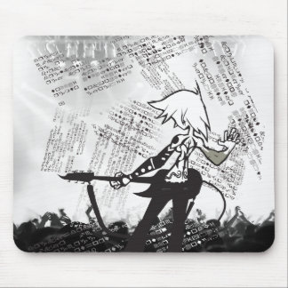 HELL ROCKER MOUSE PAD