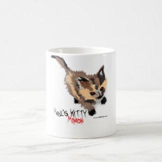 Hell s Kitty Minion Mug
