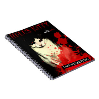 Hell s Kitty notebook