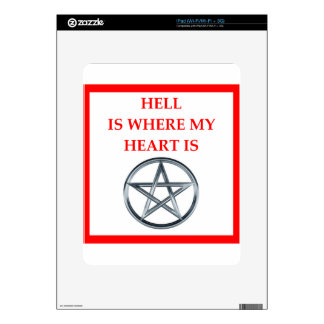 HELL SKINS FOR iPad