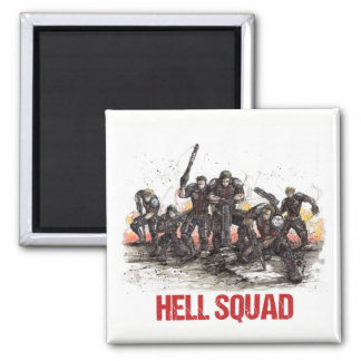 Hell Squad Magnet