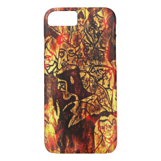 Hell Stone iPhone 7, Barely There iPhone 7 Case