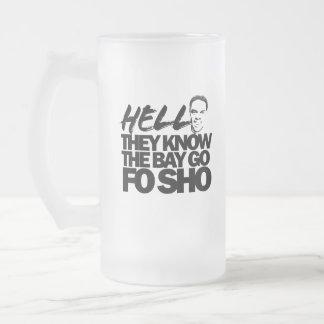 Hell They Know Mug
