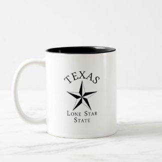 Hell Vs. Texas Two-Tone Coffee Mug