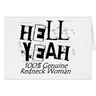 Hell Yeah Card