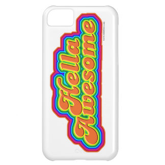 Hella Awesome iPhone 5C Case
