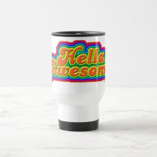 Hella Awesome Travel Mug