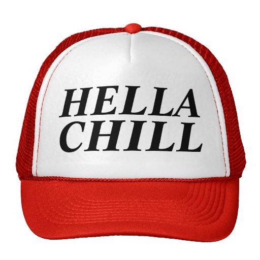 hella chill hat
