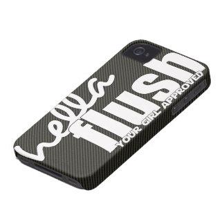 Hella-Rubor iPhone 4 Case-Mate Carcasas