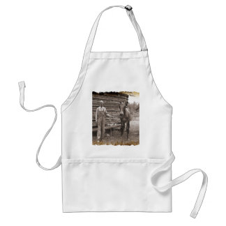 Hellbilly 002 adult apron