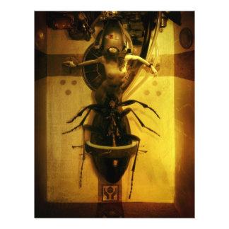 Hellbound Custom Letterhead