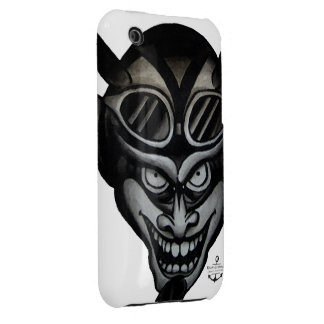 Hellbound iPhone 3 Case-Mate Case