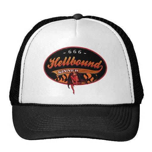 Hellbound Sinner Hats