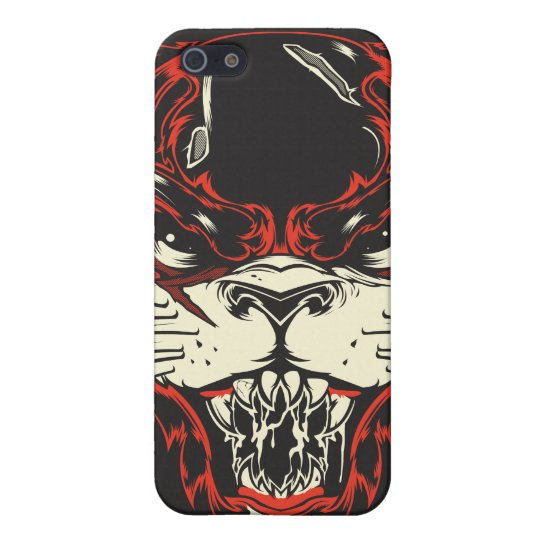 Hellcat Case For iPhone SE/5/5s