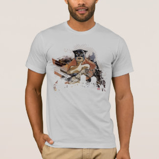 Hellcat City Skyline Graphic T-Shirt