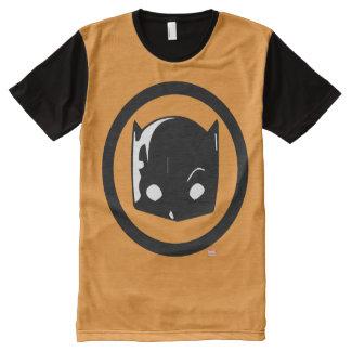 Hellcat Logo All-Over-Print Shirt