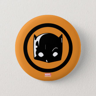 Hellcat Logo Pinback Button