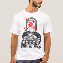 Hellcat vs. Zero T-Shirt