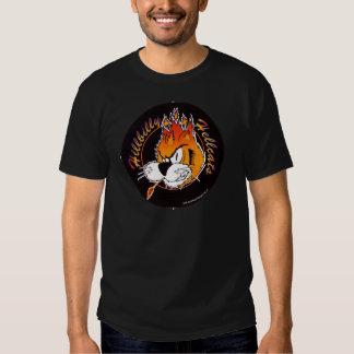 Hellcats logo tee shirt