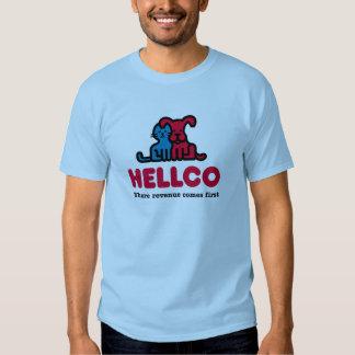 HellCo - Where Revenue Comes First Shirt