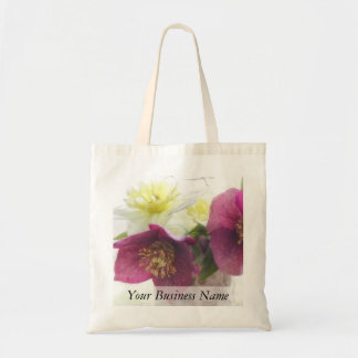 Hellebore and Daffodil Bouquet Bags