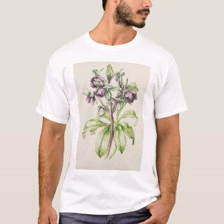Helleborus Orientalis from Helen Ballard T-Shirt