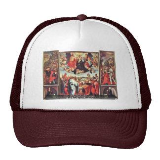 Heller-Altar: Reconstruction Of The Open Altar Trucker Hat