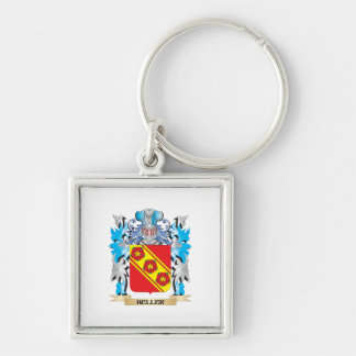 Heller Coat of Arms - Family Crest Key Chains