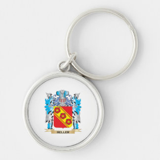 Heller Coat of Arms - Family Crest Keychains
