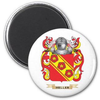 Heller Coat of Arms (Family Crest) Magnet