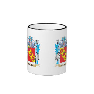 Heller Coat of Arms - Family Crest Mugs