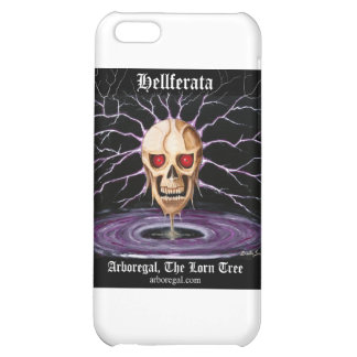 Hellferata T Bk Cover For iPhone 5C