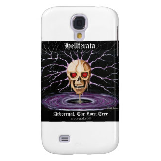 Hellferata T Bk Galaxy S4 Cases